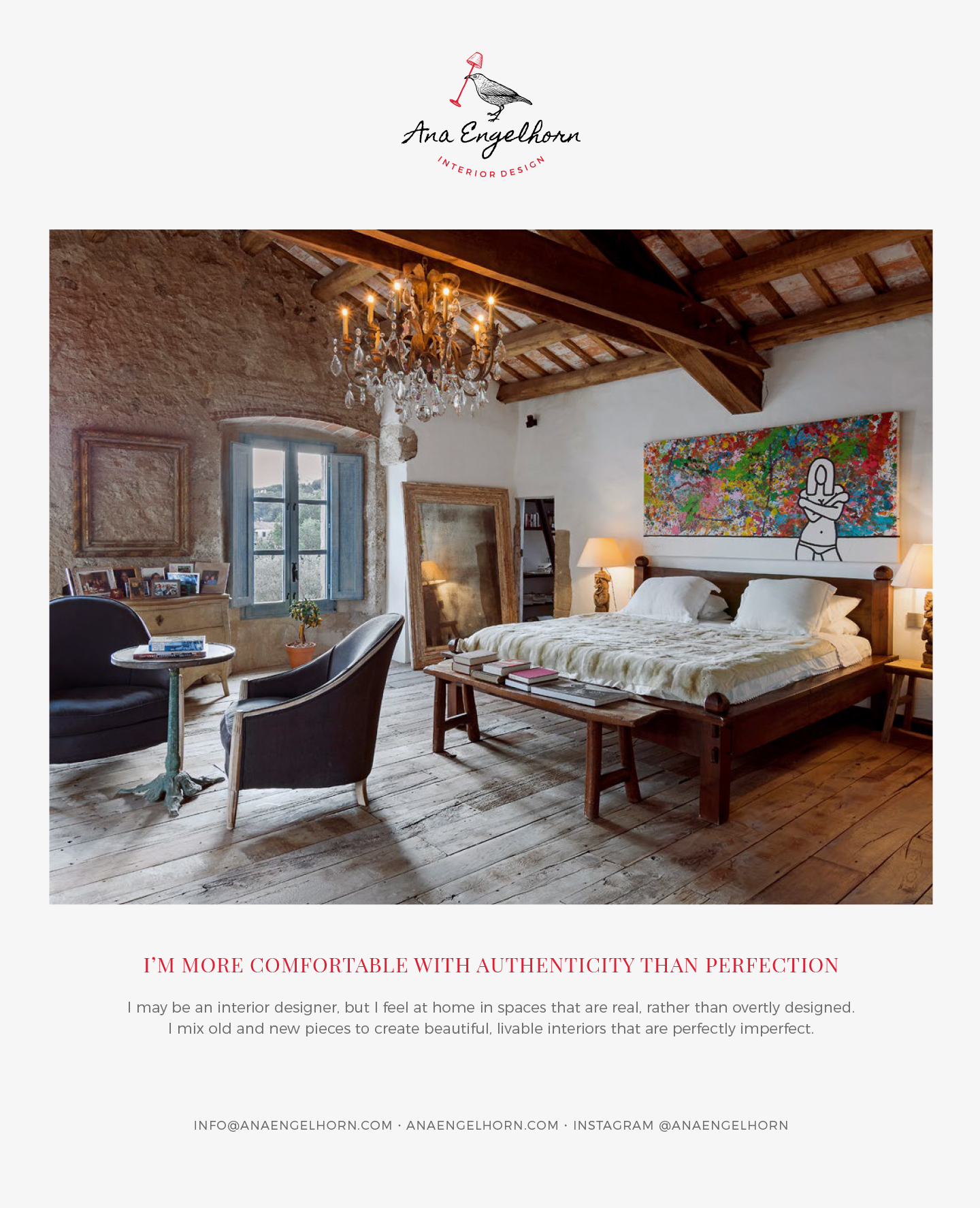 Ana Engelhorn Interior Design